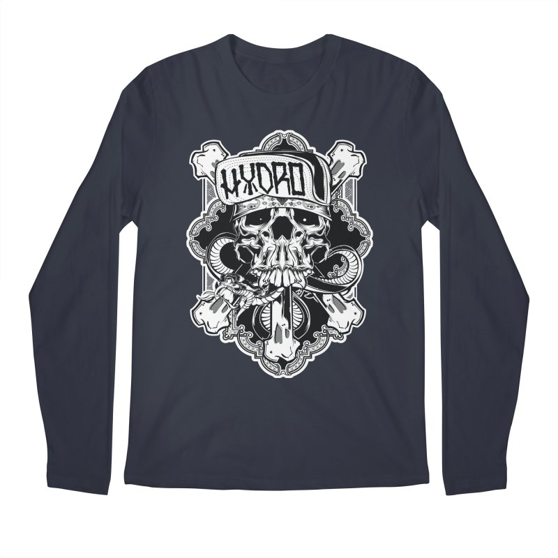 Hydro74 Old School Hesser Men's Regular Longsleeve T-Shirt by HYDRO74