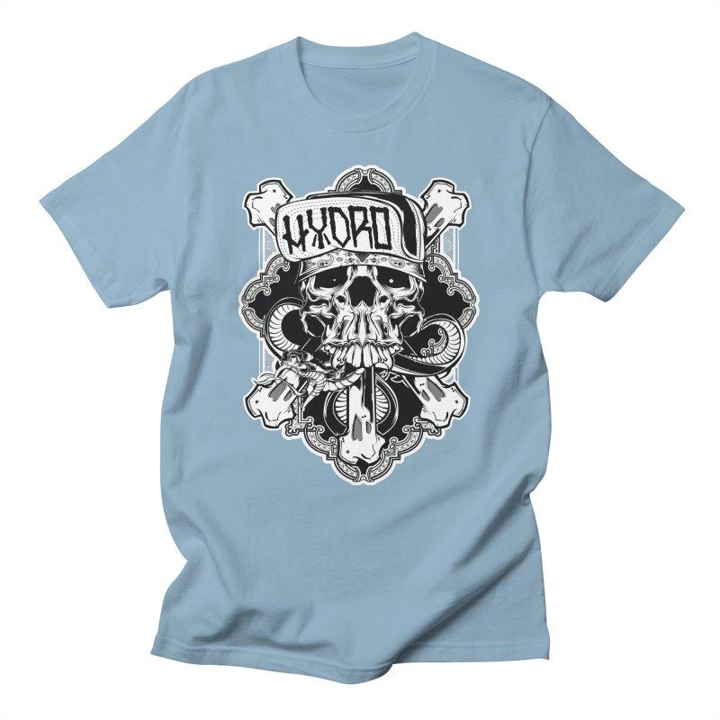 Hydro74 Old School Hesser Men's T-Shirt by HYDRO74