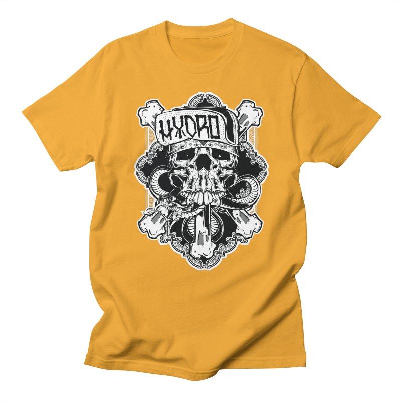 Hydro74 Old School Hesser Men's Regular T-Shirt by HYDRO74