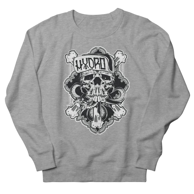 Hydro74 Old School Hesser Women's French Terry Sweatshirt by HYDRO74