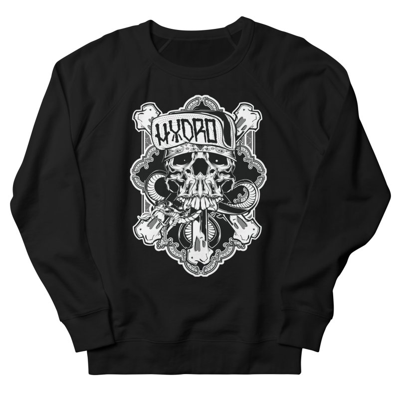 Hydro74 Old School Hesser Men's French Terry Sweatshirt by HYDRO74