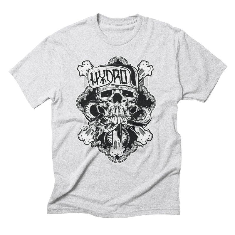Hydro74 Old School Hesser Men's Triblend T-Shirt by HYDRO74
