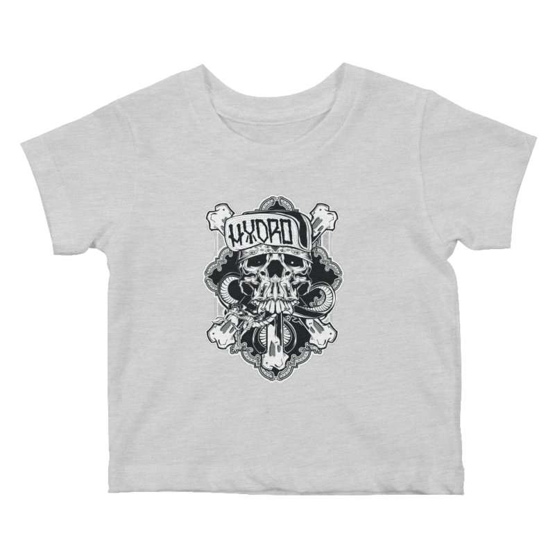 Hydro74 Old School Hesser Kids Baby T-Shirt by HYDRO74