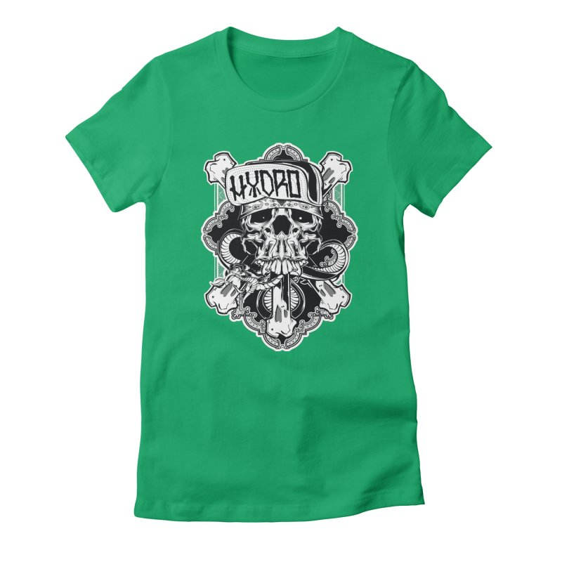 Hydro74 Old School Hesser Women's T-Shirt by HYDRO74
