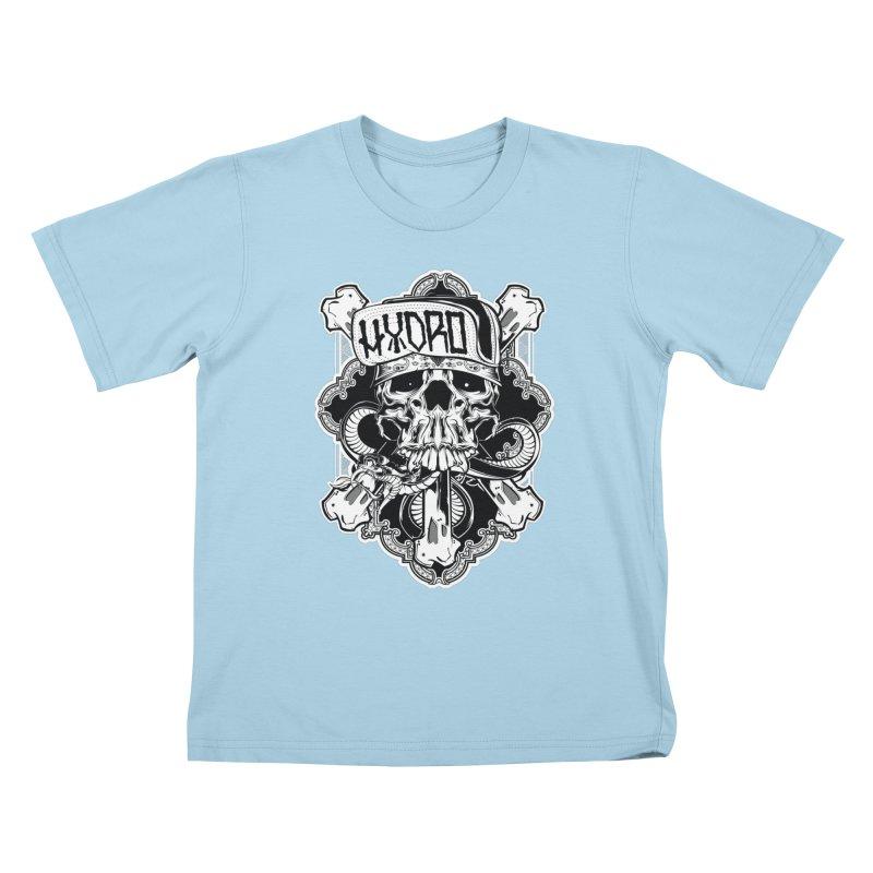Hydro74 Old School Hesser Kids T-Shirt by HYDRO74