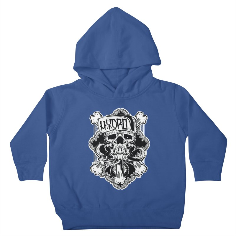 Hydro74 Old School Hesser Kids Toddler Pullover Hoody by HYDRO74