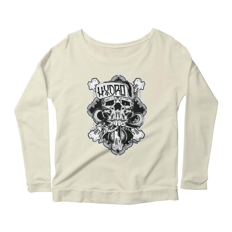 Hydro74 Old School Hesser Women's Scoop Neck Longsleeve T-Shirt by HYDRO74