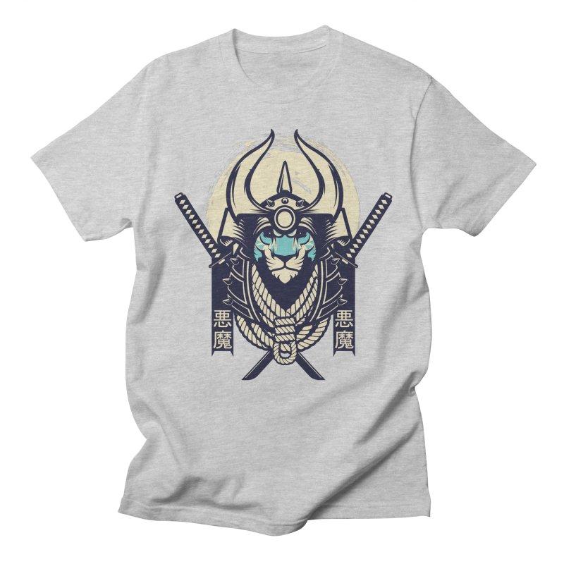 Samurai Tiger Women's Regular Unisex T-Shirt by HYDRO74