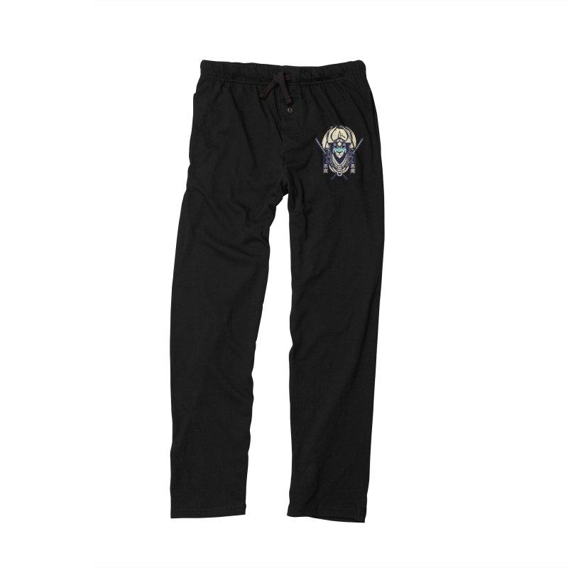Samurai Tiger Men's Lounge Pants by HYDRO74