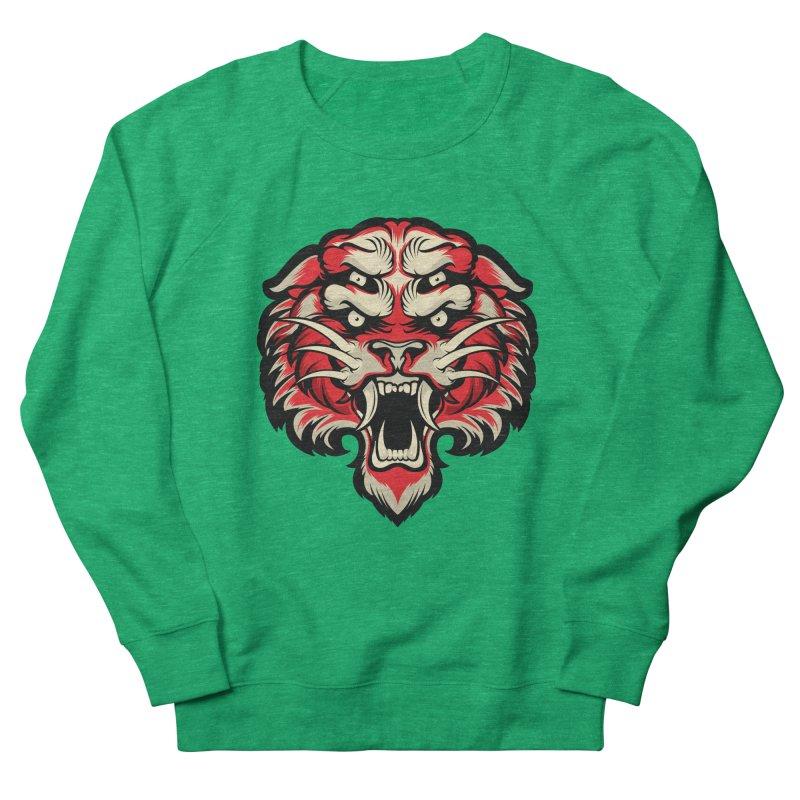 Sabertooth Men's Sweatshirt by HYDRO74