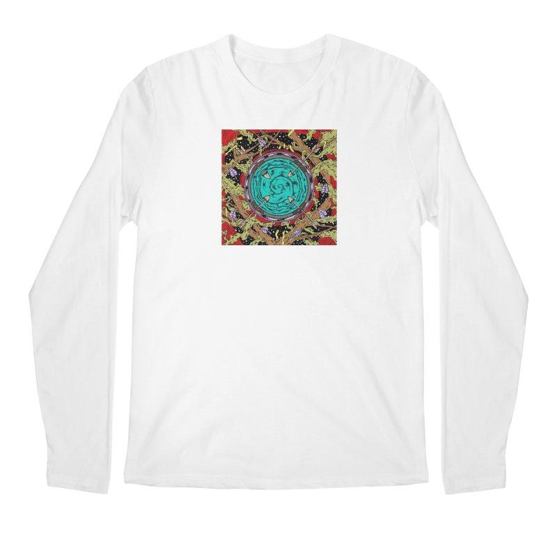 Hypermode Art Men's Longsleeve T-Shirt by hypermode's Art Shop