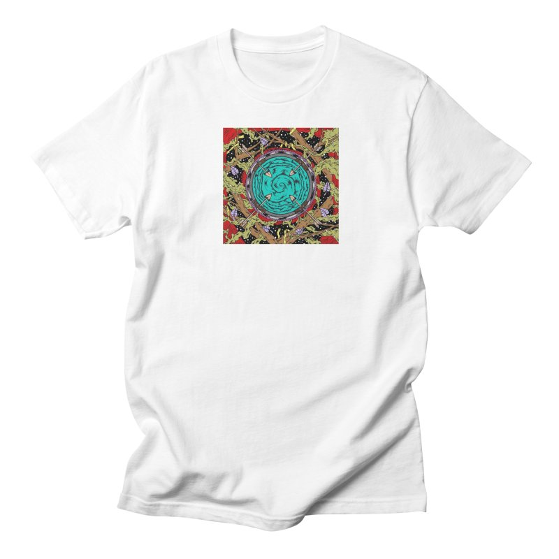 Hypermode Art Men's Regular T-Shirt by hypermode's Art Shop