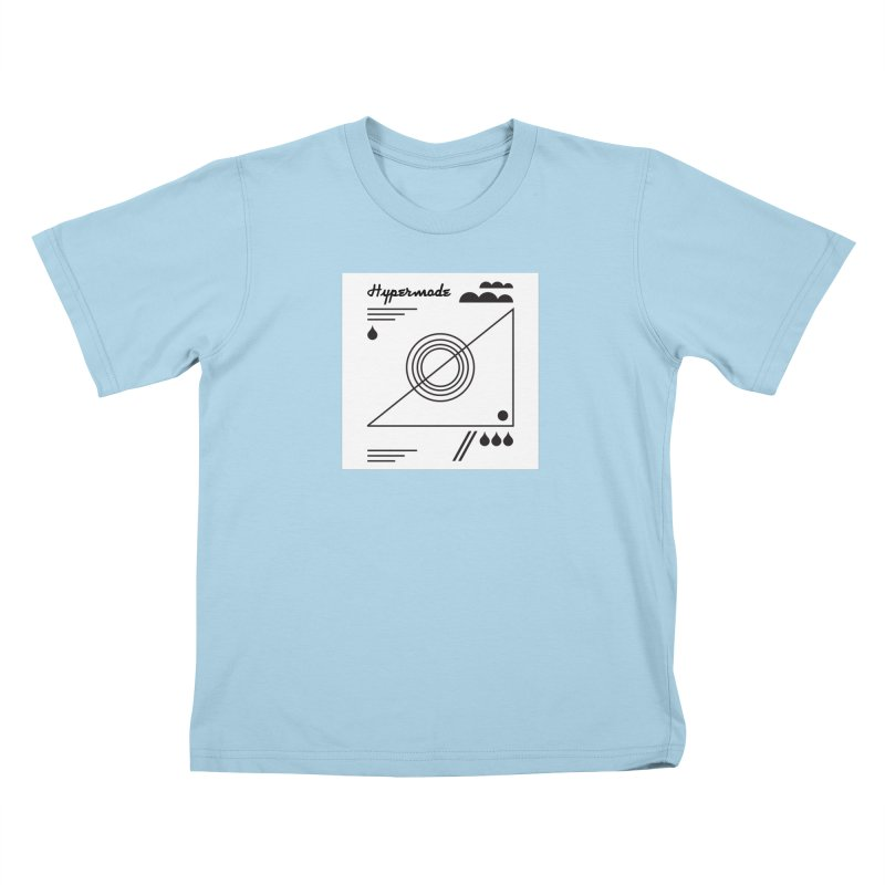 Hypermode artworks Kids T-Shirt by hypermode's Art Shop