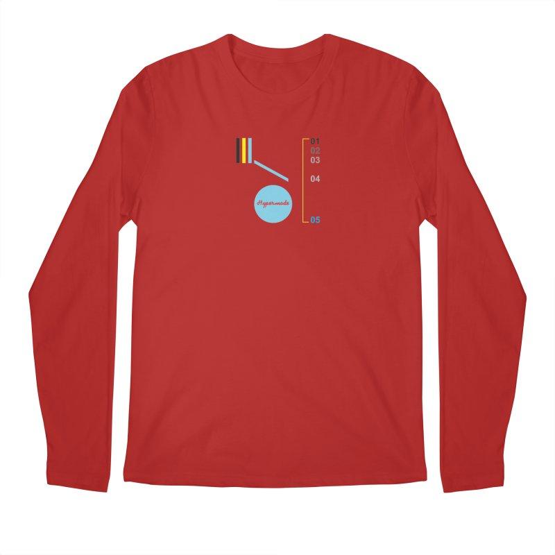Hypermode Artworks Men's Longsleeve T-Shirt by hypermode's Art Shop