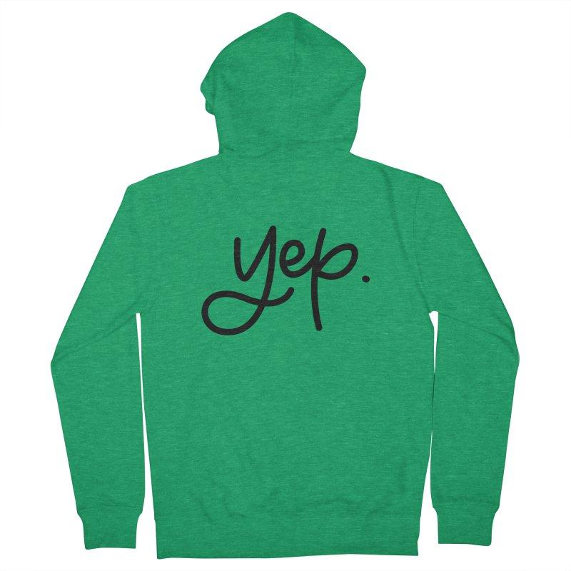 yep. Women's Zip-Up Hoody by Hyssop Design