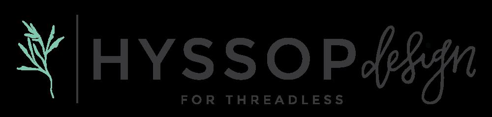 Hyssop Design Logo