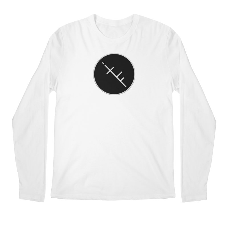 iTF LOGO Men's Longsleeve T-Shirt by iNTO THE FRAY RADIO