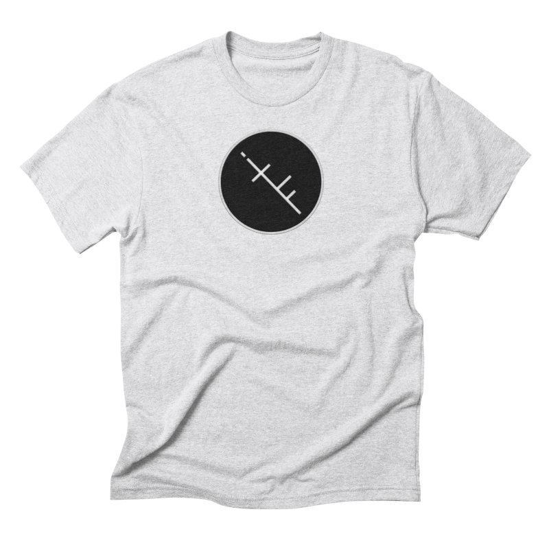 iTF LOGO Men's Triblend T-Shirt by iNTO THE FRAY RADIO