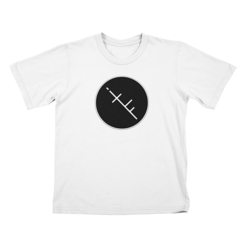 iTF LOGO Kids T-Shirt by iNTO THE FRAY RADIO