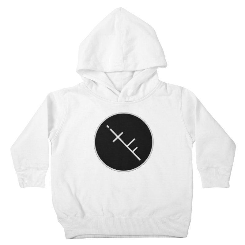 iTF LOGO Kids Toddler Pullover Hoody by iNTO THE FRAY RADIO