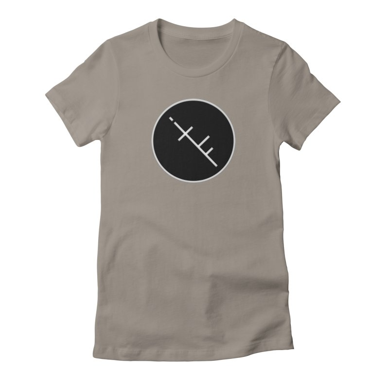 iTF LOGO Women's T-Shirt by iNTO THE FRAY RADIO