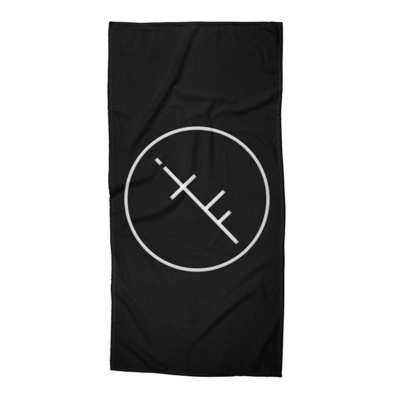 iTF LOGO Accessories Beach Towel by iNTO THE FRAY RADIO