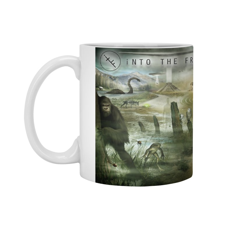 Surrounded... Accessories Mug by iNTO THE FRAY RADIO