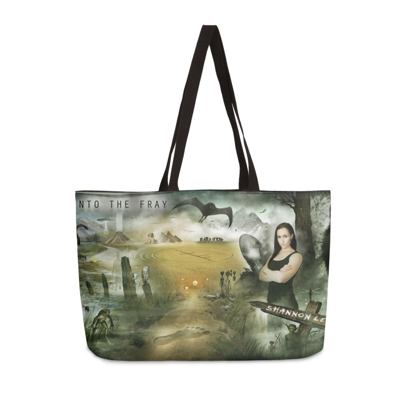 Surrounded... Accessories Bag by iNTO THE FRAY RADIO
