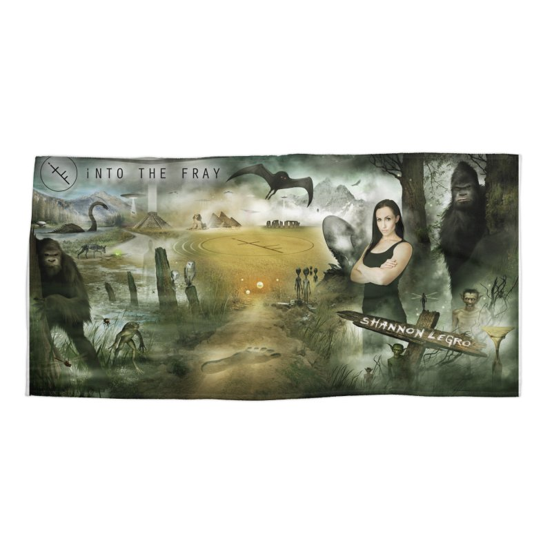 Surrounded... Accessories Beach Towel by iNTO THE FRAY RADIO