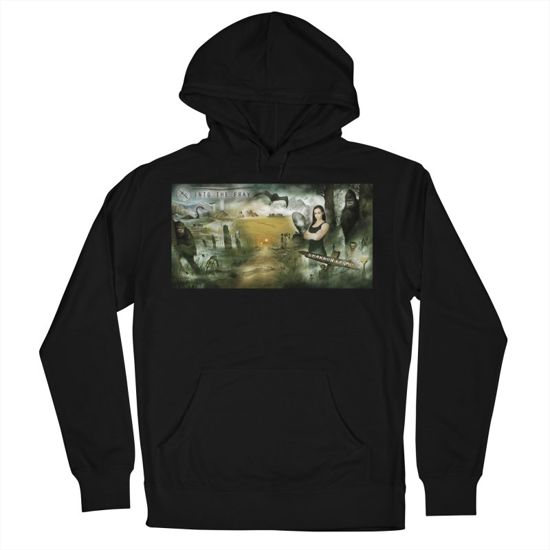 Surrounded... Men's French Terry Pullover Hoody by iNTO THE FRAY RADIO