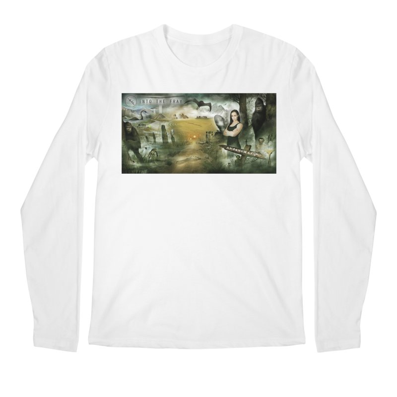 Surrounded... Men's Regular Longsleeve T-Shirt by iNTO THE FRAY RADIO