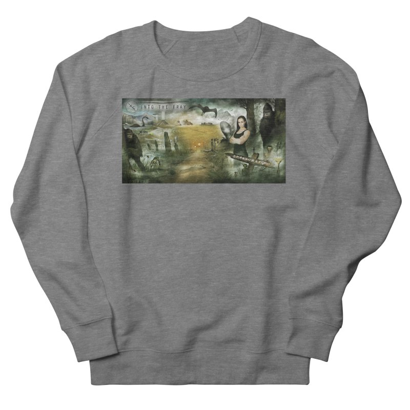 Surrounded... Women's French Terry Sweatshirt by iNTO THE FRAY RADIO