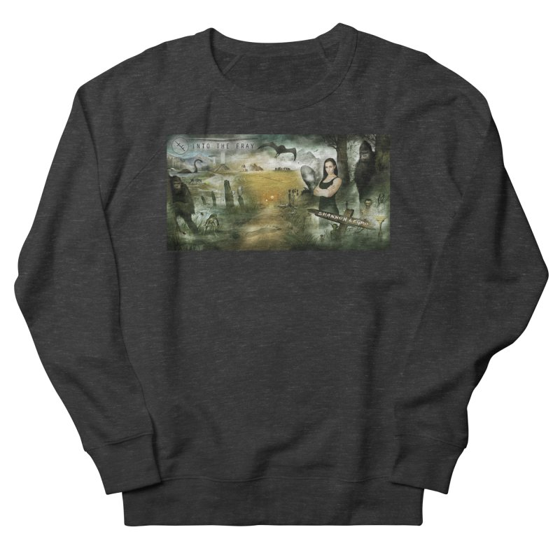 Surrounded... Men's French Terry Sweatshirt by iNTO THE FRAY RADIO