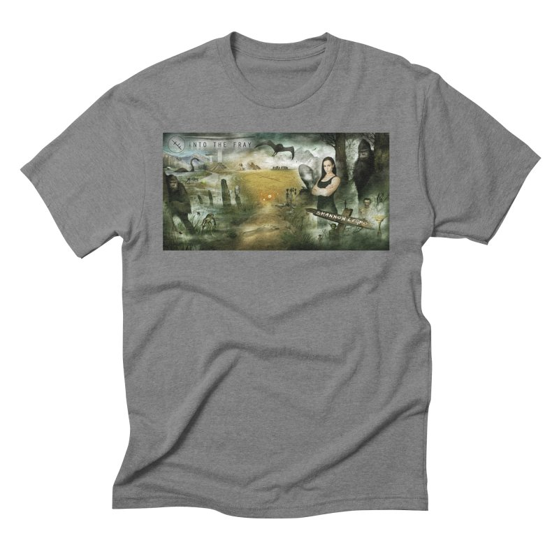 Surrounded... Men's Triblend T-Shirt by iNTO THE FRAY RADIO