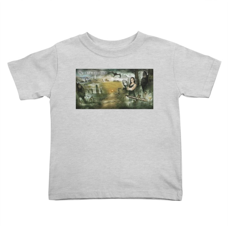 Surrounded... Kids Toddler T-Shirt by iNTO THE FRAY RADIO