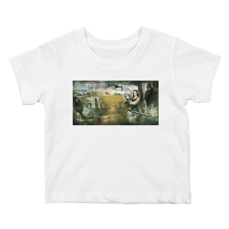 Surrounded... Kids Baby T-Shirt by iNTO THE FRAY RADIO