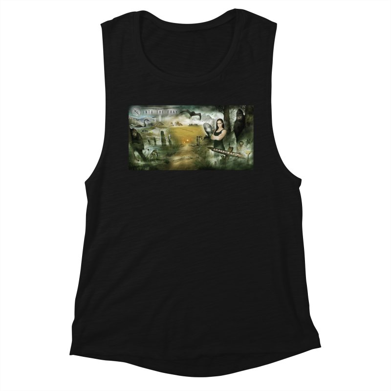Surrounded... Women's Tank by iNTO THE FRAY RADIO