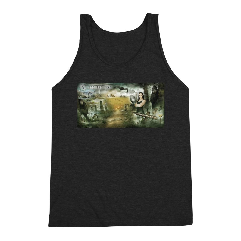 Surrounded... Men's Tank by iNTO THE FRAY RADIO
