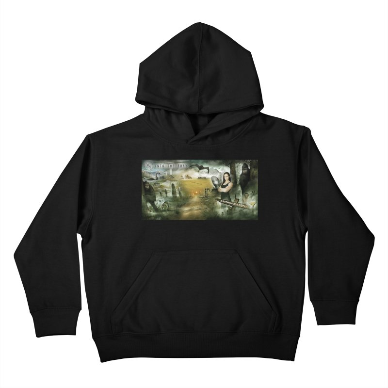 Surrounded... Kids Pullover Hoody by iNTO THE FRAY RADIO