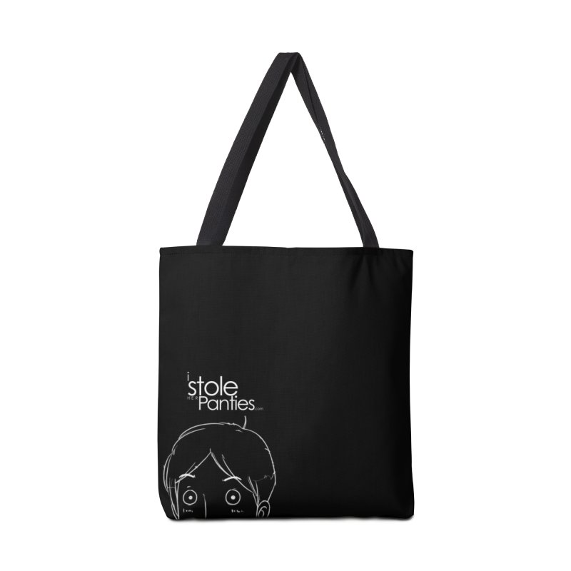 Marku & Luhta - White Ink Accessories Tote Bag Bag by iStoleHerPanties's Artist Shop