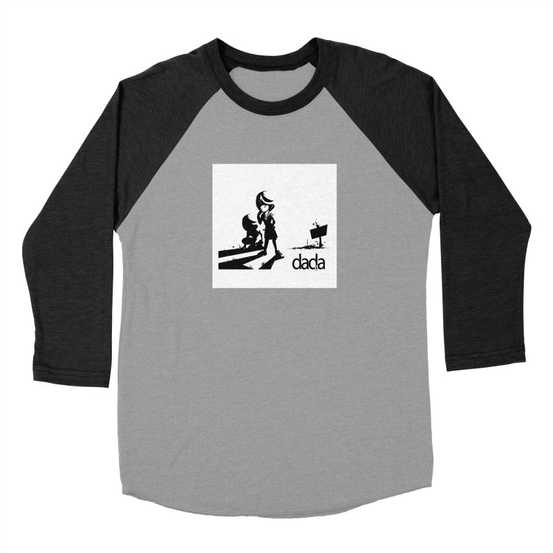 dada Men's Longsleeve T-Shirt by iStoleHerPanties's Artist Shop