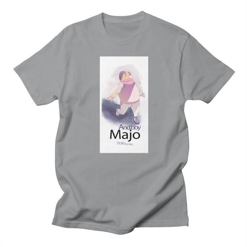 dealing With Majo Men's Regular T-Shirt by iStoleHerPanties's Artist Shop