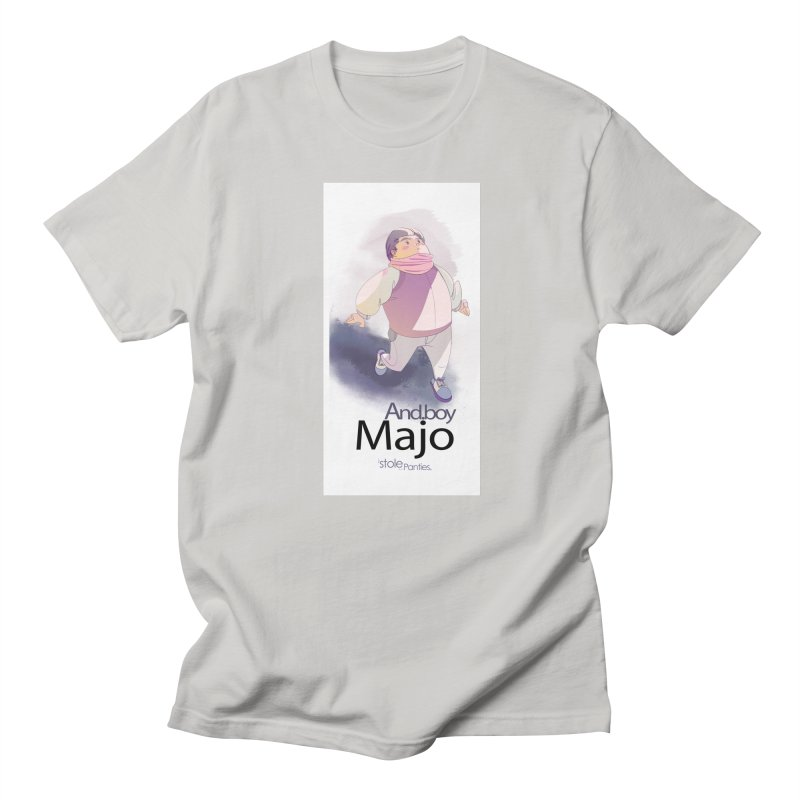 dealing With Majo Men's Regular T-Shirt by iStoleHerPanties's Artist Shop