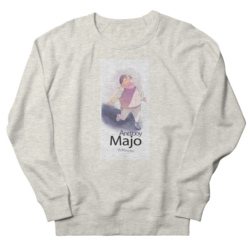 dealing With Majo Men's French Terry Sweatshirt by iStoleHerPanties's Artist Shop