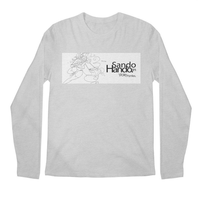 Dripp'n Sauce Men's Regular Longsleeve T-Shirt by iStoleHerPanties's Artist Shop