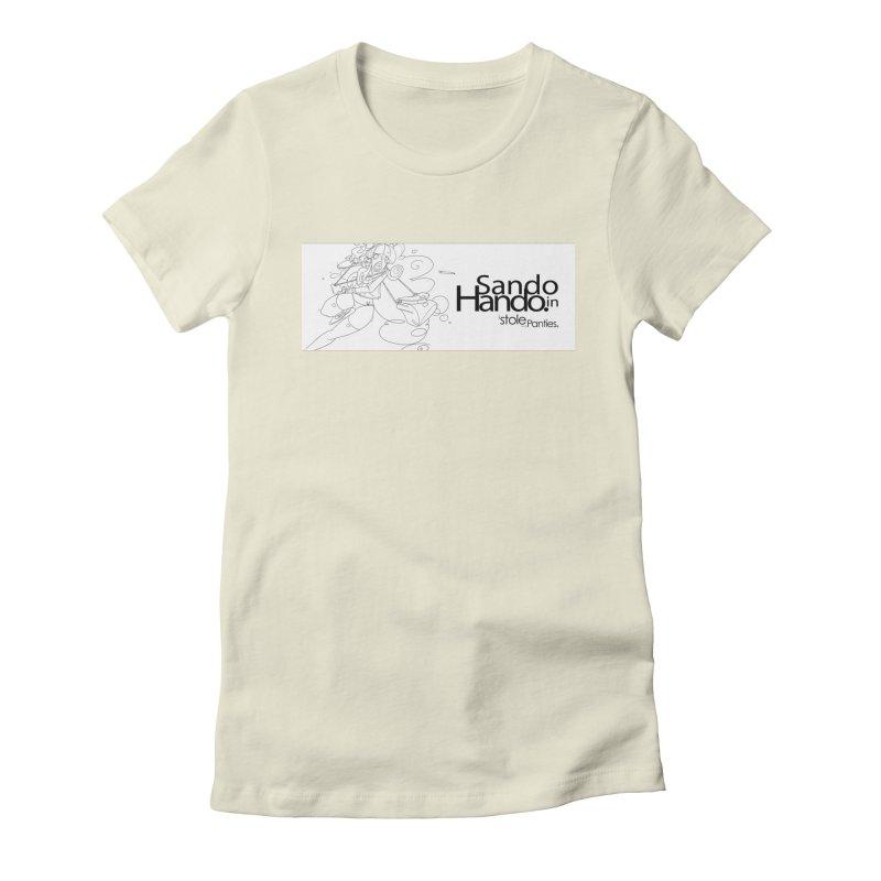 Dripp'n Sauce Women's T-Shirt by iStoleHerPanties's Artist Shop