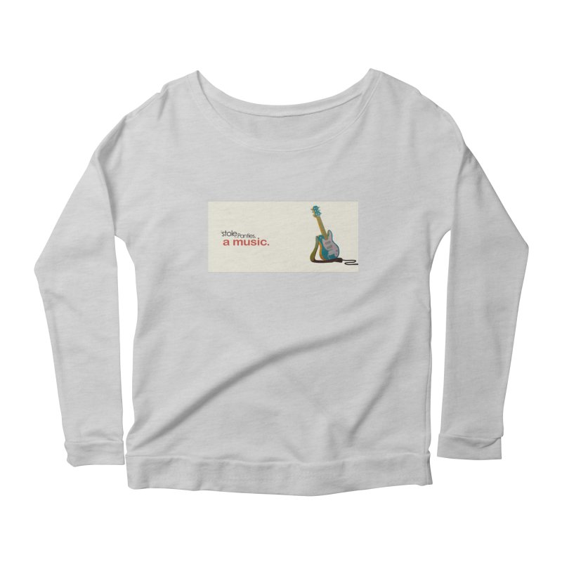 it a dayCation Women's Scoop Neck Longsleeve T-Shirt by iStoleHerPanties's Artist Shop