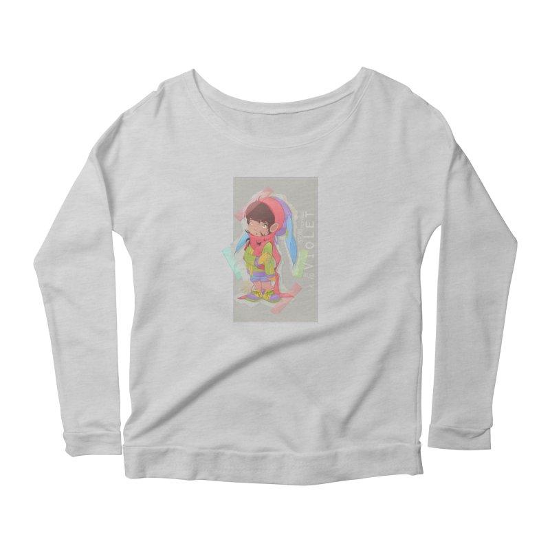 Kele Women's Scoop Neck Longsleeve T-Shirt by iStoleHerPanties's Artist Shop