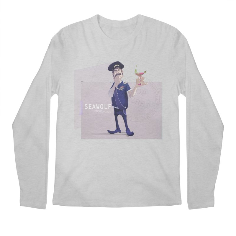 Mr. Kajai Men's Regular Longsleeve T-Shirt by iStoleHerPanties's Artist Shop