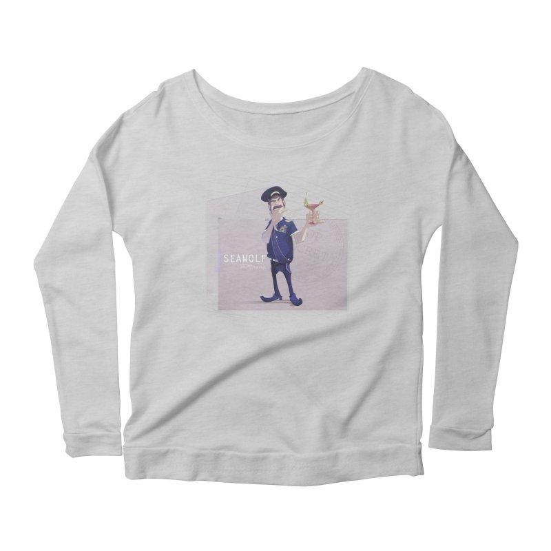 Mr. Kajai Women's Scoop Neck Longsleeve T-Shirt by iStoleHerPanties's Artist Shop